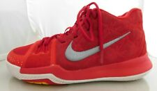 Youth Nike Kyrie 3 Basketball Shoes Size: 6Y Color: Red White