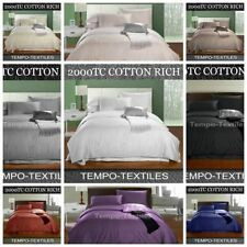Unbranded Cotton Blend Quilt Covers