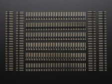 "Adafruit Break-away 0.1"" 36-pin strip male header - 5 pack"