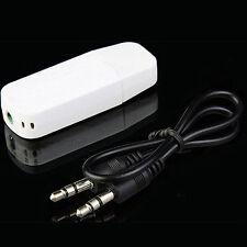 eg _ Bluetooth Inalámbrico 3.5mm USB AUX Receptor de Audio Música Transmisor