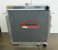 5 ROW Aluminum Radiator for Toyota Land cruiser 75 Series 2H Diesel HJ75 Manual