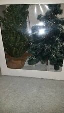 Lot of Christmas Trees / Department 56 and Other