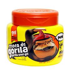 Moco De Gorila/Gorilla Snot Punk,Firm Hard Holding,Styling Hair Gel Jar. 9.52 Oz