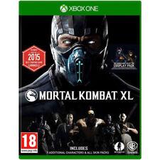 Jeux vidéo Mortal Kombat origin, en anglais