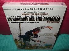 LA SOMBRA DEL ZAR AMARILLO  - PRECINTADA -  dvd
