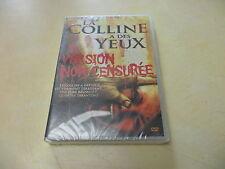 LA COLLINE A DES YEUX Non Censurée DVD Neuf Emballé
