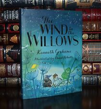 Wind in the Willows by K. Grahame Illustrated Roberts New Deluxe Collectible Ed.