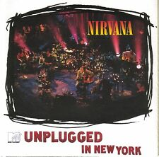 NIRVANA - MTV UNPLUGGED IN NY - CD NEW SEALED