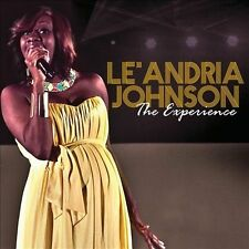 FREE US SHIP. on ANY 2 CDs! ~Used,VeryGood/Good CD Le'Andria Johnson: Le'Andria