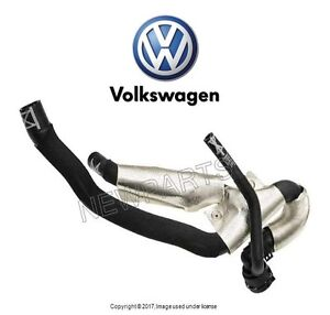 For Volkswagen Golf Jetta Rabbit 2.5L L5 Auto Transmission Water Hose Genuine