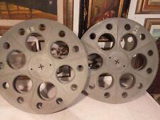 Bobine cinematografiche per pellicola 35 mm totale due
