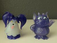 Disney Jr Vampirina Gregoria & Wolfie Figures Set of 2