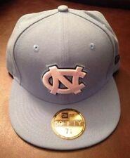 NWT NCAA New Era 5950 59fifty North Carolina Tar Heels Fitted 7 1/8