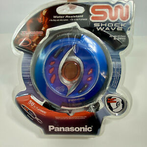 Panasonic Shock Wave SL-SW945 Portable CD Player  NEW  in Package Japan