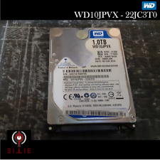 WD10JPVX - 22JC3T0 HDD/Hard disk Western Digital 1000 Go Ne fonctionne pas