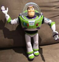 Disney Toy Story Thinkway Buzz Lightyear 12 Inch Talking Action Figure WORKING
