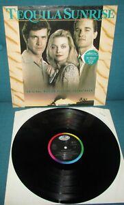 TEQUILA SUNRISE OST ORIG 1st EEC CAPITOL 1988 PROMO
