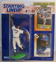 1993  KEN GRIFFEY  - Starting Lineup- SLU - Sports Figurine - SEATTLE MARINERS