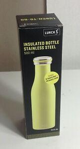Lurch 240942 Isolierflasche / Thermoflasche für heiße / kalte Getränke   NEU OVP