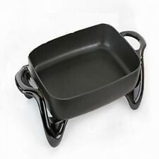 Presto 16 Inch Electric Kitchen Skillet 06852 NO LID FREE SHIPPING