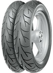 Continental ContiGo Tire 110/90H-18 Bias-ply Blackwall 02400280000 Each Front 18