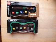 LEGO 2 new in boxes FOOTBALL PEN (PA 110D01) + WRITING SYSTEM 1518 RACE