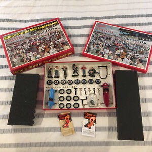 SCHUCO - STUDIO - MONTAGEKASTEN SET KIT COMPLETE AND TRUE NOS!  NIBWS VERY RARE!