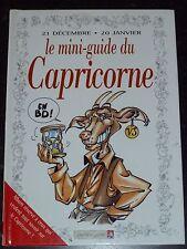Goupil & Co - Mini guide du capricorne - Vents d'ouest