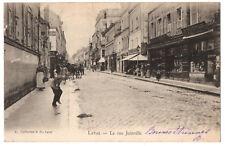 CPA 53 - LAVAL (Mayenne) - 3. La rue Joinville - Coll. B. D. - Dos simple