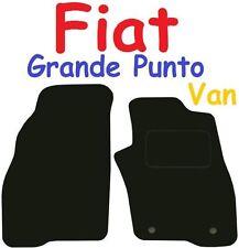Fiat Grande Punto Van DELUXE QUALITY Tailored mats 2007 2008 2009 2010 2011 2012