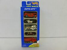 Hot Wheels 5 Car Gift Pack Auto City 239