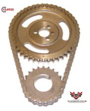 CLOYES CHEVY SBC 283 307 327 350 400 DOUBLE ROLLER TIMING CHAIN AND GEARS
