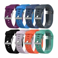 NEW Replacement Band Wristband Strap Tool Kit for Fitbit Charge HR Small/Large