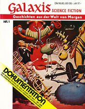 Galaxis Science Fiction - Nr. 1 (1978) der Reihe DOKUMENTATION ...