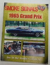 Smoke Signals Magazine 1965 Grand Prix Don Shutello July 1998 051915R2