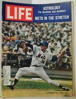 LIFE Magazine Vintage Back Issue September 26 1969 Jerry Koosman