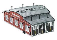 Fleischmann 6476 H0 Ringlokschuppen-Bausatz 3-ständig ++ NEU & OVP ++