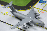 Gemini Jets 1:400 U.S. Air Force C-17 Globemaster III (Alaska) GMUSA087 IN STOCK
