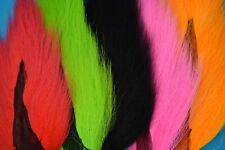 Deer Bucktail by Wapsi, Fly tying materials, Salmon Flies, Fly tying tools