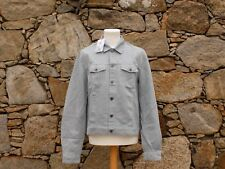 ORLEBAR BROWN. Classic Style Denim Jacket. 50% Cotton / 50% Linen. BNWT. Size XL