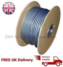 More details for audiophile quality audio hi fi mains shielded power cable per meter  freepost