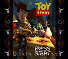 Toy Story - SNES Super Nintendo Game