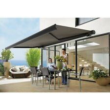 Retractable Folding Arm Heavy Duty Cassette Awning