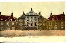 Huis ten Bosch-Palace-Gravenhage-The Hague-Holland-Netherlands-Vintage Postcard