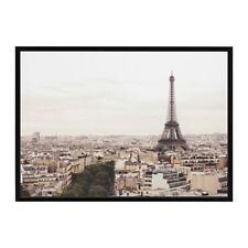 Ikea Björksta poster con cornice Parigi Nero 140x100 cm