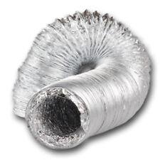 127mm acoustique Sonoconnect 5m Gaine Flexible Aluminium insonoris/é