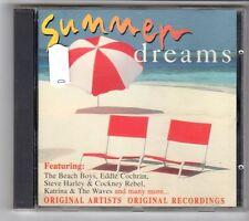 (GL957) Summer Dreams, 12 tracks various artists - 1996 CD