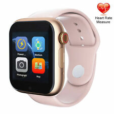 Luxury Smart Watch Bluetooth Wristwatch for Women Girls Android iOS iPhone Gifts