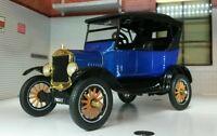 G LGB 1:24 Maßstab Ford Modell T Oldtimer Tourer Eisenbahn Druckguss Motormax
