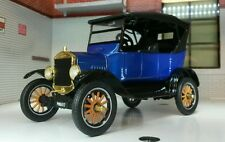 G LGB 1:24 Scale Ford Model T Vintage Car Tourer Railway Diecast Motormax 1925